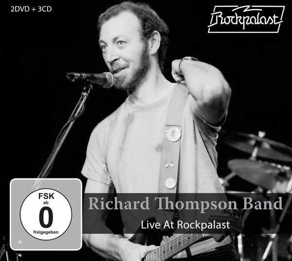 CD THOMPSON, RICHARD - LIVE AT ROCKPALAST