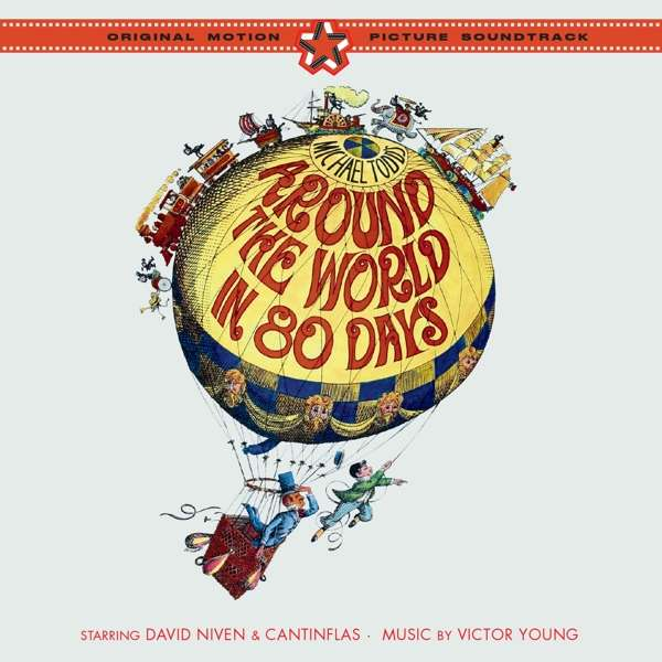 OST - CD AROUND THE WORLD IN 80 DAYS