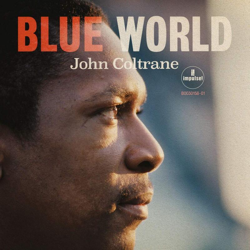 CD COLTRANE JOHN - BLUE WORLD