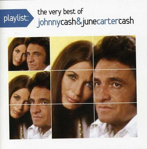 CD CASH, JOHNNY & JUNE CARTE - PLAYLIST: VERY BEST OF