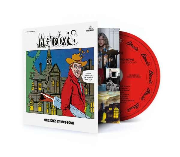 David Bowie - CD METROBOLIST (AKA THE MAN WHO SOLD THE WORLD)
