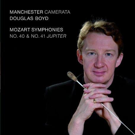 CD MOZART, W.A. - SYMPHONIES NO.40