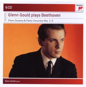 CD GOULD, GLENN - Glenn Gould plays Beethoven So