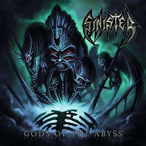 CD SINISTER - GODS OF THE ABYSS