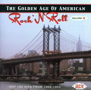 CD V/A - GOLDEN AGE OF AMERICAN ROCK'N'ROLL