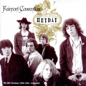 CD FAIRPORT CONVENTION - HEYDAY/BBC SESSIONS =REMA