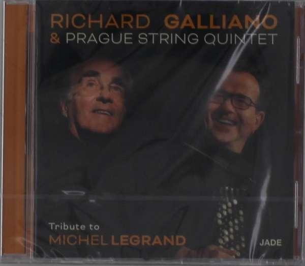 CD GALLIANO, RICHARD - Tribute To Michel Legrand