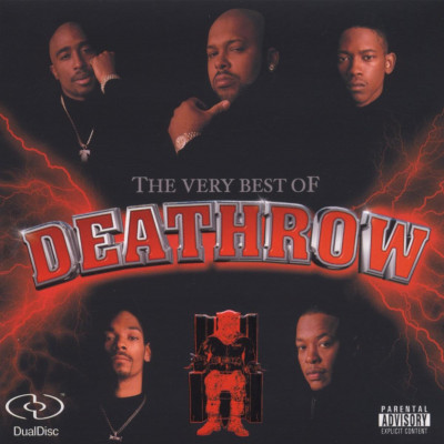 CD V/A - Very Best of Deathrow