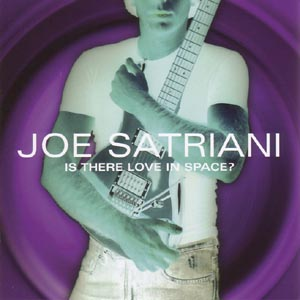 CD SATRIANI, JOE - Is There Love In Space?