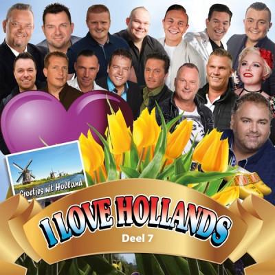 CD V/A - I LOVE HOLLANDS 7
