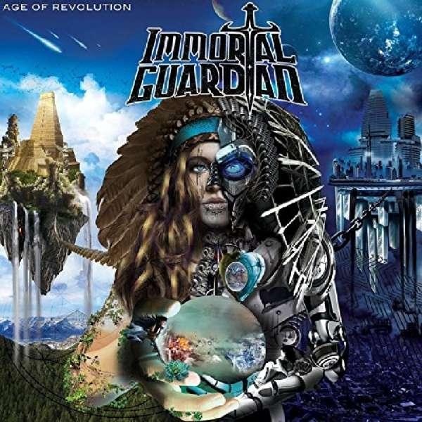 CD IMMORTAL GUARDIAN - AGE OF REVOLUTION