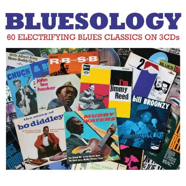 CD V/A - BLUESOLOGY