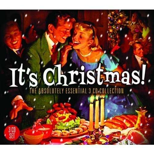CD V/A - IT'S CHRISTMAS