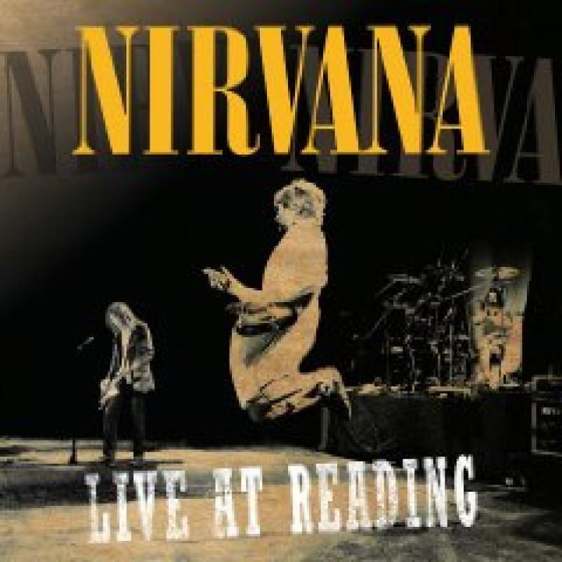 Nirvana - Vinyl LIVE AT READING