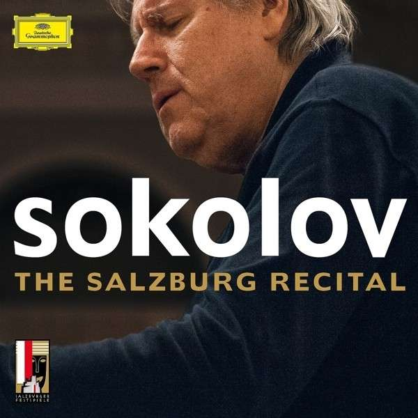 CD SOKOLOV GRIGORY - THE SALZBURG RECITAL 2008