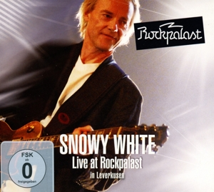 CD WHITE, SNOWY - LIVE AT ROCKPALAST
