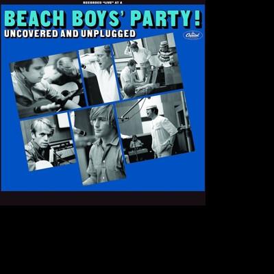 The Beach Boys - CD THE BEACH BOYS PARTY!