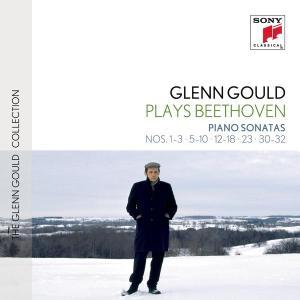 CD GOULD, GLENN - Glenn Gould plays Beethoven: P