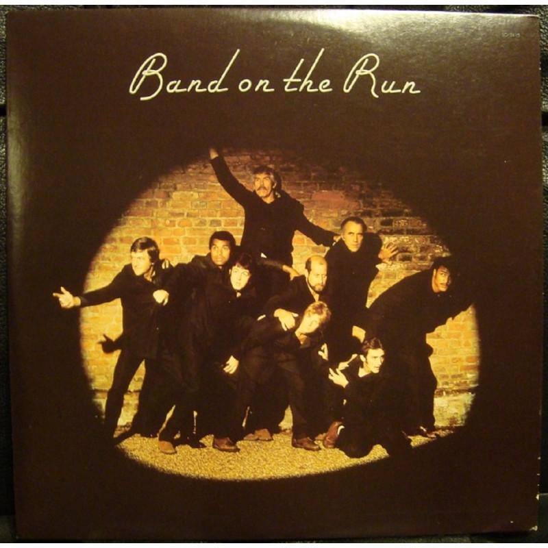 Paul McCartney - CD BAND ON THE RUN