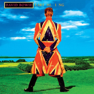 David Bowie - CD EARTHLING
