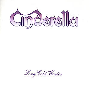 CD CINDERELLA - LONG COLD WINTER