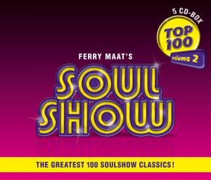 CD V/A - SOUL SHOW TOP 100 VOL.2