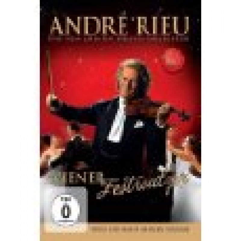 DVD RIEU ANDRE - AND THE WALTZ GOES ON
