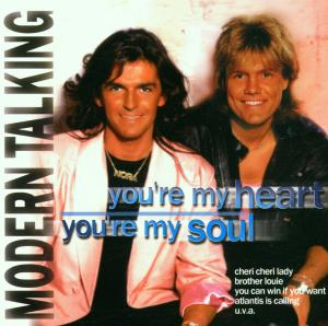 Modern Talking - CD You're My Heart, You're My Soul