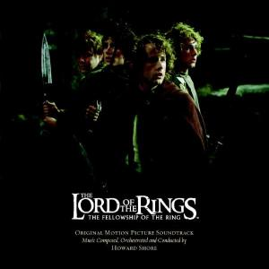 CD OST / SHORE, HOWARD - LORD OF THE RINGS - THE FELLOWSHIP OF THE RING