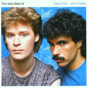 CD HALL & OATES - The Very Best Of