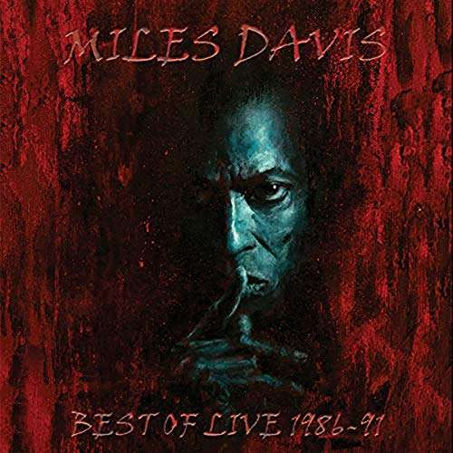 Miles Davis - CD BEST OF LIVE 1986-91