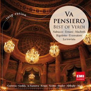 CD CLUYTENS, ANDRE - VA PENSIERO: BEST OF VERDI