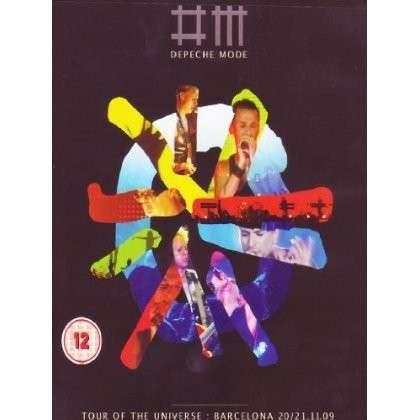 Depeche Mode - DVD Tour of the Universe: Barcelona