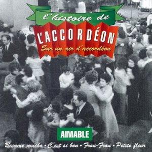 CD AIMABLE - Sur Un Air D'Accordeon