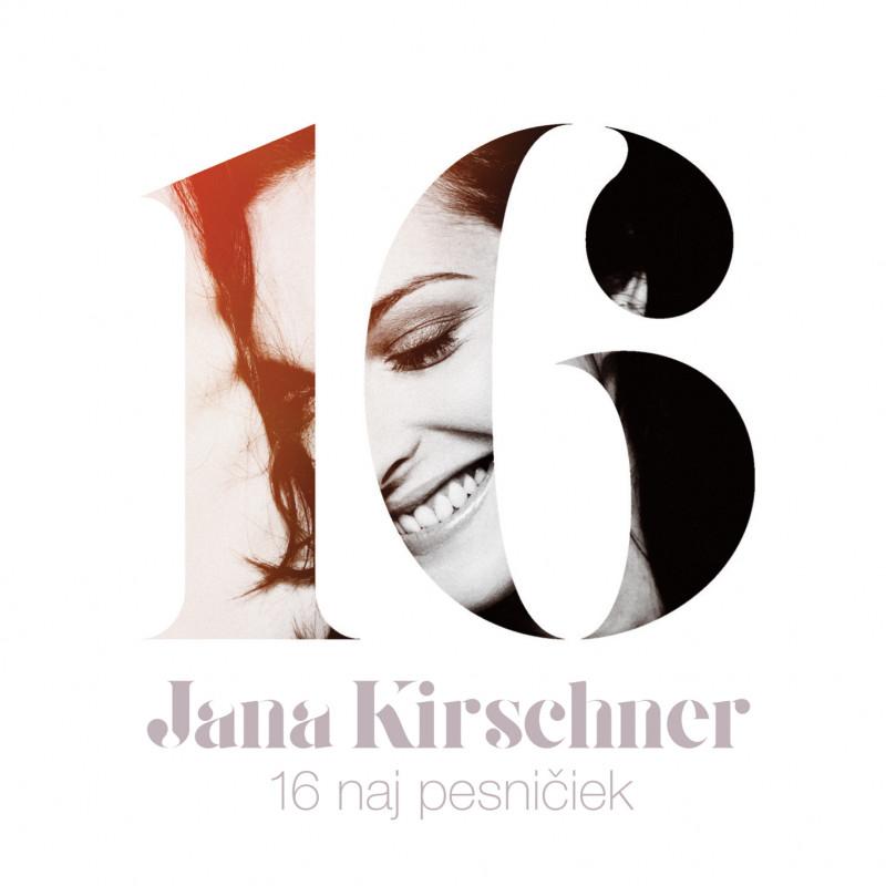 Jana Kirschner - CD 16 Naj pesničiek