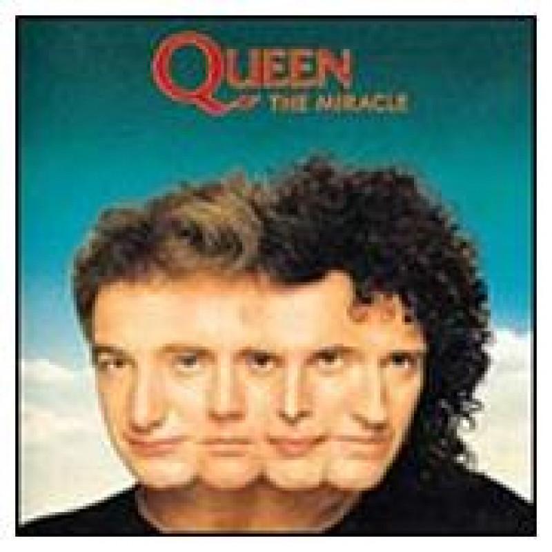 Queen - CD THE MIRACLE/DELUXE
