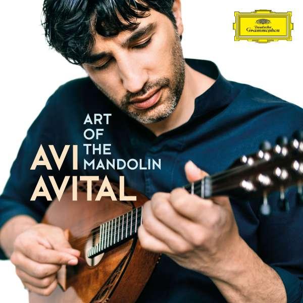 CD AVITAL AVI - ART OF THE MANDOLIN