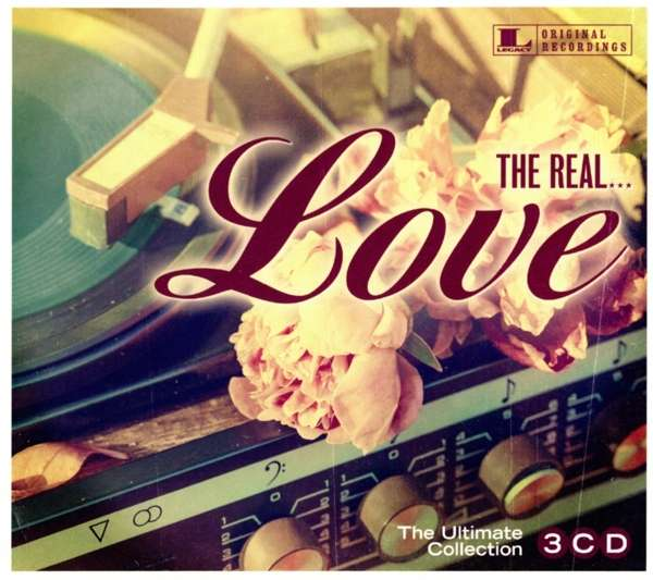 CD V/A - The Real... Love