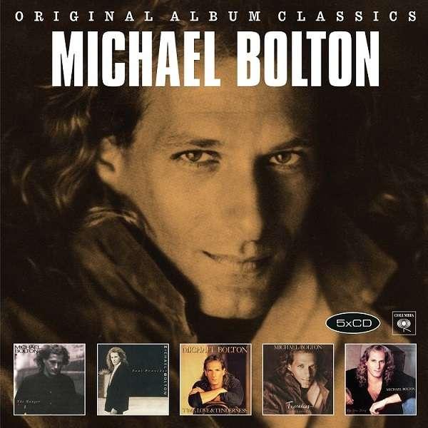 Michael Bolton - CD Original Album Classics