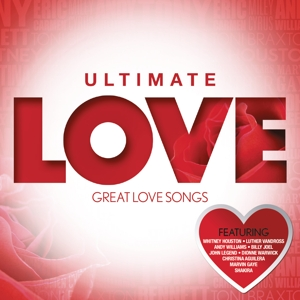 CD V/A - Ultimate... Love