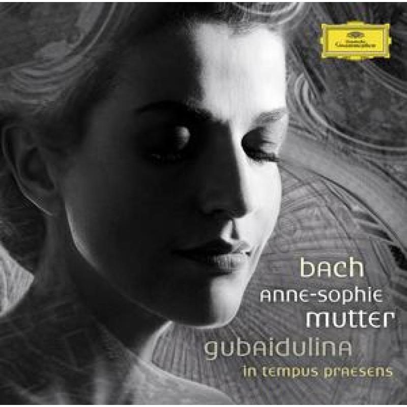 CD MUTTER ANNE SOPHIE - Bach*Gubaidulina: Koncerty pro housle
