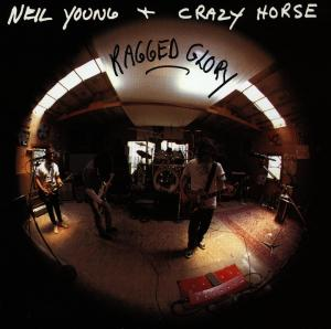 CD YOUNG, NEIL & CRAZY HORSE - RAGGED GLORY