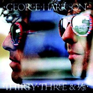 George Harrison - CD THIRTY THREE & 1/3