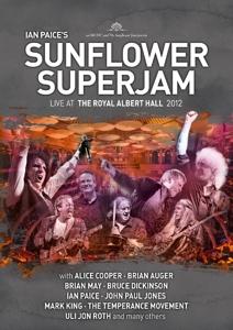 DVD PAICE, IAN -SUNFLOWER SUPERJAM- - LIVE AT THE ROYAL ALBERT HALL 2012