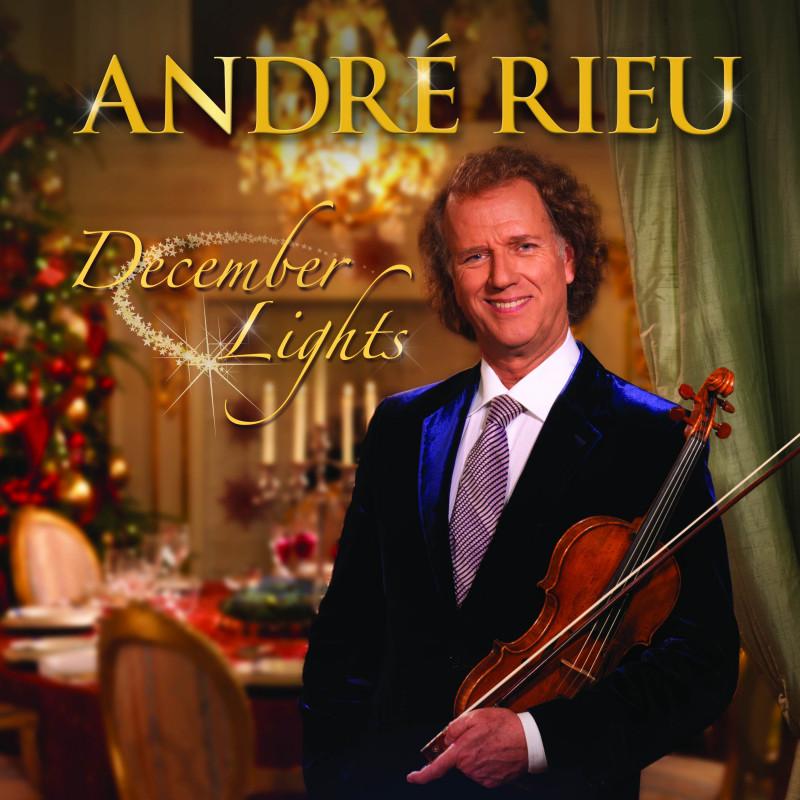 CD RIEU ANDRE - DECEMBER LIGHTS