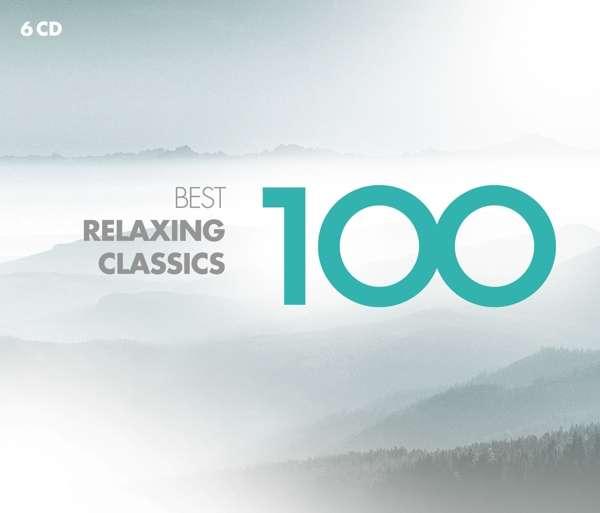 CD VARIOUS ARTISTS - 100 BEST RELAXING CLASSICS