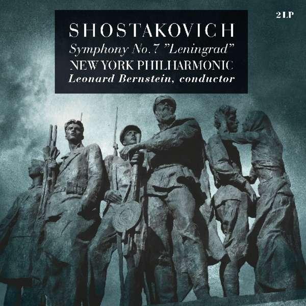 Vinyl SHOSTAKOVICH, D. - SYMPHONY NO.7, OP.60 'LENINGRAD'