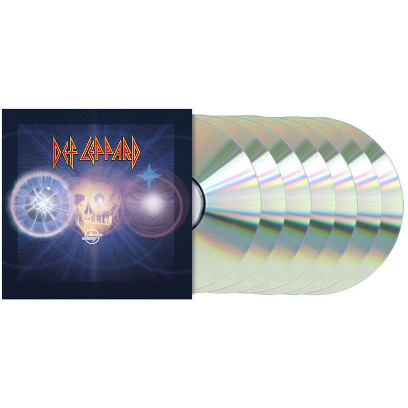 Def Leppard - CD THE CD COLLECTION VOLUME TWO