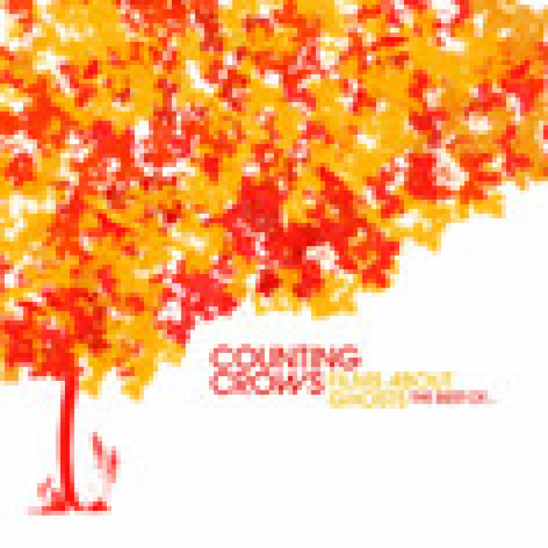 CD COUNTING CROWS - FILMS ABOUT GHOSTS/BEST OF