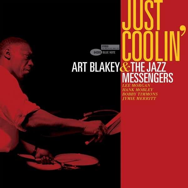 Vinyl BLAKEY A.&JAZZ MESS. - JUST COOLIN'
